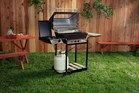 Backyard Barbecue Grills Using Propane Tanks Thriftyfun
