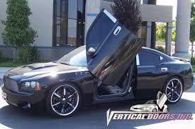 Lamborghini Gallardo With Butterfly Doors - 2005 2010 dodge charger lambo doors vdcdc0510 lambo door kits