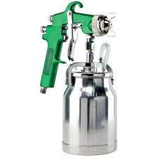 kawasaki 32 oz high pressure paint air spray gun diy cabin