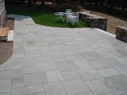 Faux Stone Patio stone patios and pathways