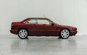 classic maserati ghibli 1996 maserati ghibli gt price estimate 70000 80000