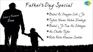 fathers day special songs tujhse naraz nahi zindagi superhit