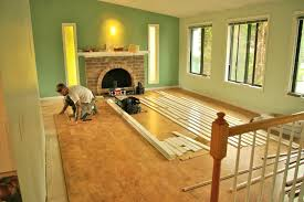 Cork Flooring Installation Going Cork All You Really Need To Know If You U0027re Considering A