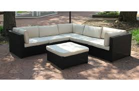 Northlight Outdoor Furniture Sectional Sofa Set With Cushions - Patio furniture sofa sets