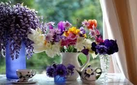 Nice Flowers Nice Flowers In The Vase Mt Wallpapers