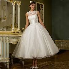 tea length plus size wedding dress biwmagazine com