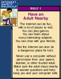 Your Facebook Friends Could Learn A Lot From Bill - internet safety rules for kids rule 1 adler kindergarten school