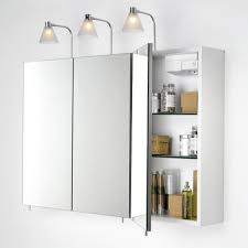Mirrored Wall Cabinet Bathroom Luxurious Bathroom Wall Cabinet On Mirrored Cabinets