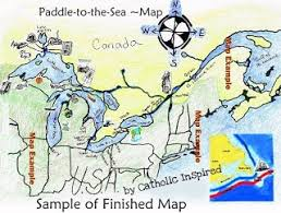 the sea map 39 best geography paddle to the sea images on paddle