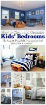 Organizing Kids Rooms by How To Organize Kids U0027 Bedrooms August Hod Clean And Scentsible