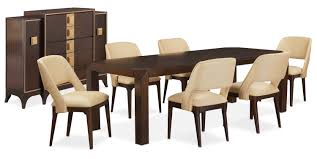 the savoy dining collection merlot value city furniture