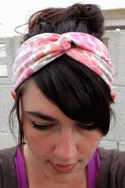 cloth headbands kraftie diy headband tutorial easy craft ideas