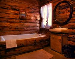 log cabin bathroom ideas design 8 log cabin bathroom designs home design ideas