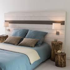 chambre avec lambris blanc parquets et bardages bois vannes morbihan