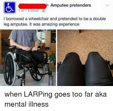 Wheelchair Meme - utee pretenders thr edited i borrowed a wheelchair and pretended
