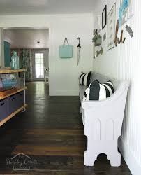 Church Pew Home Decor Decorating Ideas The Shabby Creek Cottage