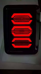 jeep back lights jeep wrangler jk new led taillight euro edition led taillight for jeep