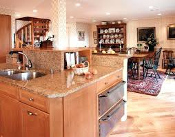 2 level kitchen island designs ed tier height with sink