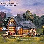 collectibles gifts hawthorne kinkade villages