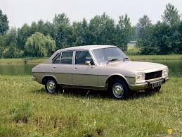 peugeot car one peugeot 504 saloon my father had one of this between 1976 and