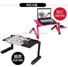 ergonomie bureau ordinateur vente en gros ordinateur portable réglable table ordinateur portable