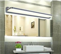 Led Bathroom Fan Astonishing Led Bathroom Mirrors Elpro Cheap Uk Modern Cabinets