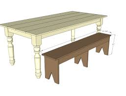 primitive dining room furniture ana white patrick u0027s primitive bench diy projects