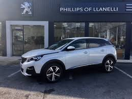 used peugeot suv used cars in llanelli carmarthenshire phillips of llanelli