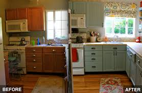 Pics Of Painted Kitchen Cabinets by Painted Kitchen Cabinets Vintage Do It Yourself Kitchen Cabinet