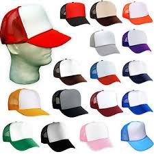 100 new trucker hats wholesale bulk lot adjustable snapback hat