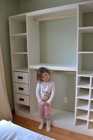 awesome ana white master closet system diy projects intended for