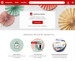 wedding registry deals the ultimate wedding registry experience from target honeyfund