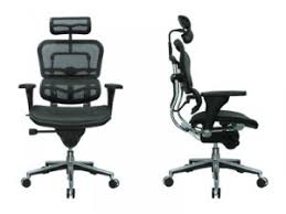 desk chair with headrest ergohuman chair with headrest gift ideas