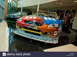 showroom toyota kyle busch u0027s m u0026m toyota camry nascar race cars with sponsor decals