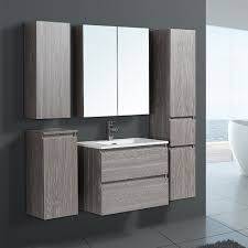 Wooden Bathroom Storage Cabinets Wooden Bathroom Cabinet With Modern European Style