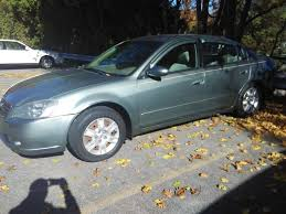 used nissan altima nissan altima 2 5s with low mileage on sale used nissan altima