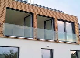 glas f r balkon französischer balkon glas weegarden