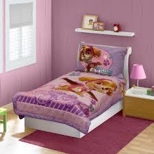 Dora Comforter Set Paw Patrol Bedding Sets Paw Patrol Skye Toddler Bedding Set Pink