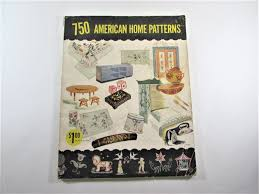 vintage 750 american home patterns magazine