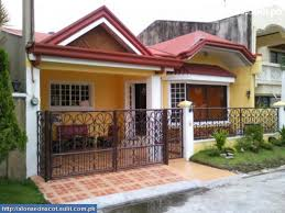 bungalow house plans philippines design small two bedroom house