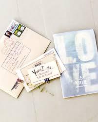 mailing wedding invitations 7 wedding invitation etiquette tips martha stewart weddings