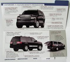 lincoln navigator and mkx tabbed presentation guides