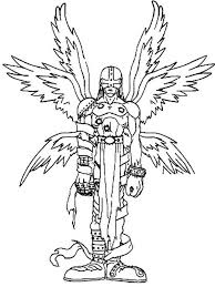 digimon 243 cartoons u2013 printable coloring pages
