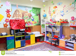 Nursery School Decorating Ideas by Preschool Classroom Editorial Photography Image 33901732