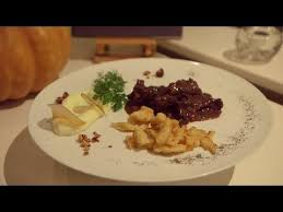 3 cuisine meteo a la carte recette civet de chevreuil purée de panais et spaetzle météo