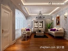 Rectangular Living Room Decoration Design Effect Drawing Living - Rectangular living room decorating ideas