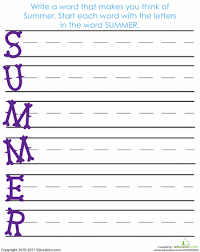 1st grade writing worksheet free worksheets library download and