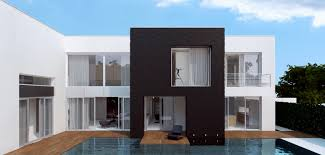 modern window designs on 2 story house affordable modern metal window home designs with warm lamp can add