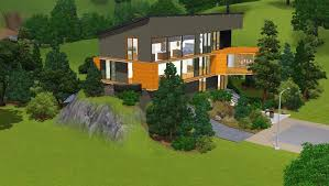 the hoke house mod the sims the cullens house