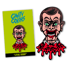 burger king code for halloween horror nights 20 must own horror movie enamel pins dread central